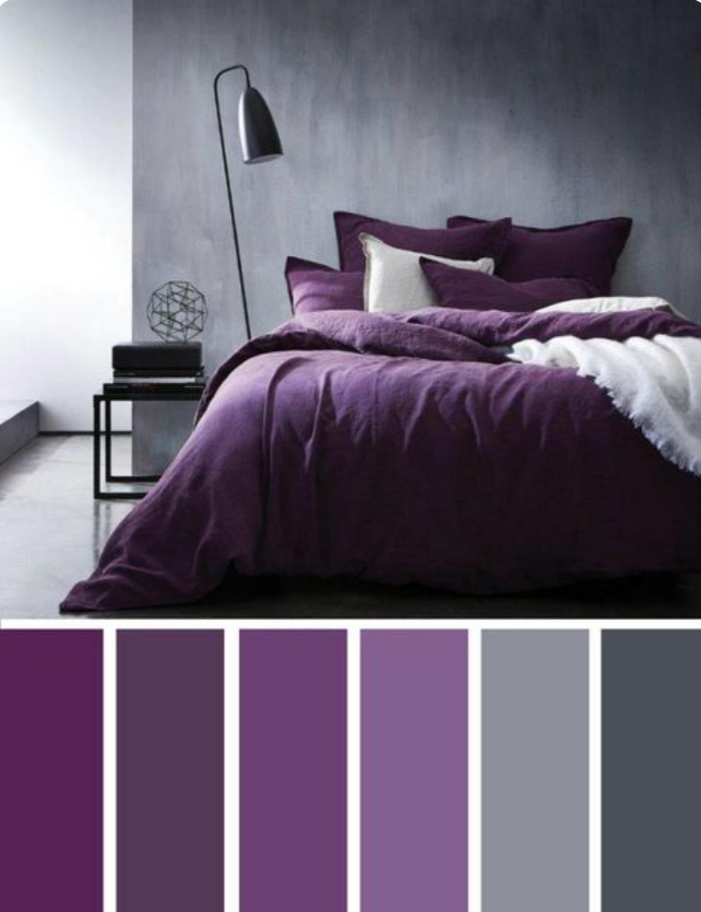 Barevné kombinace nejen do ložnice. - Obrázek č. 14