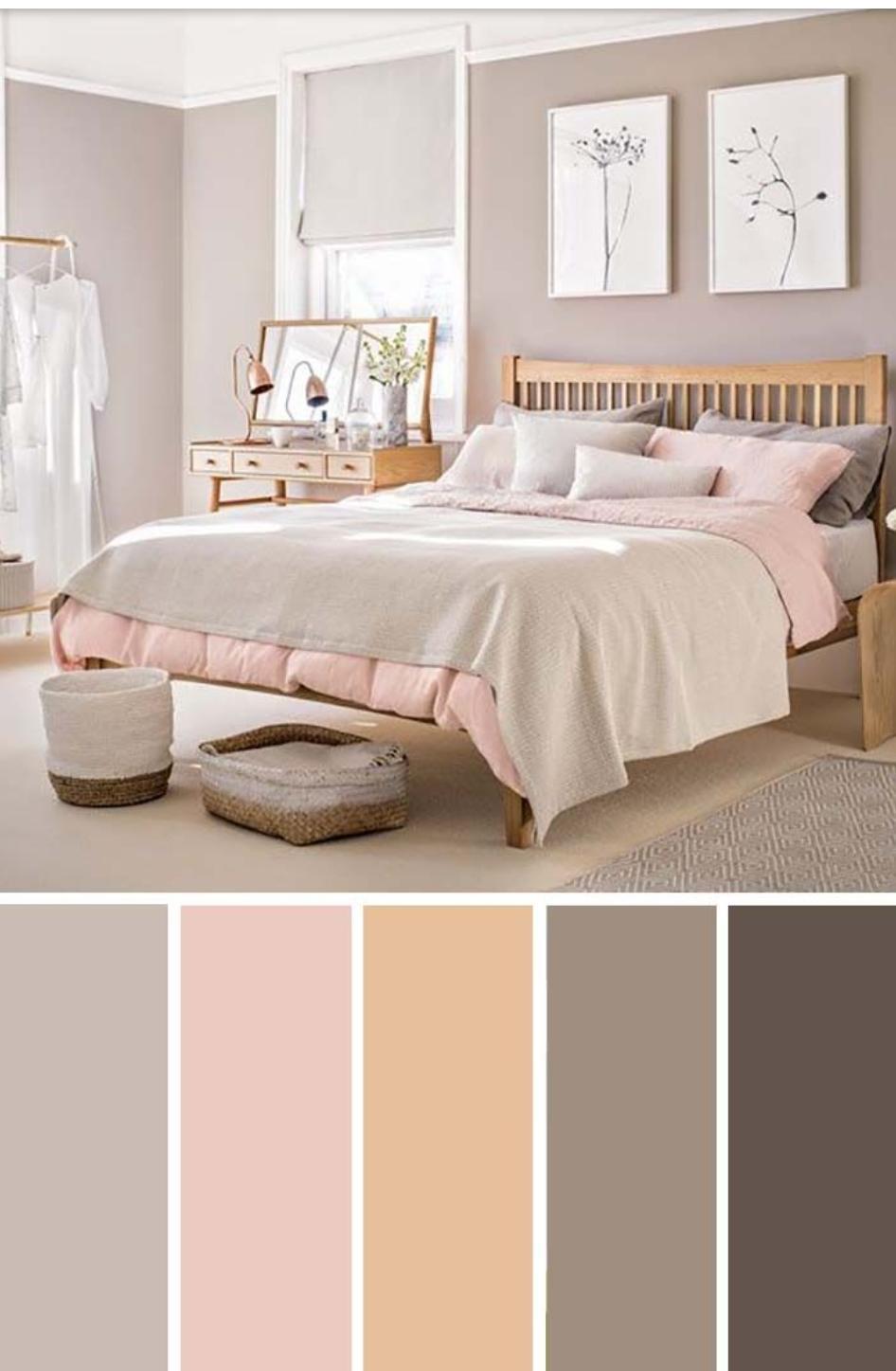 Barevné kombinace nejen do ložnice. - Obrázek č. 15