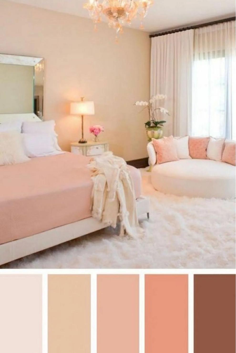 Barevné kombinace nejen do ložnice. - Obrázek č. 19
