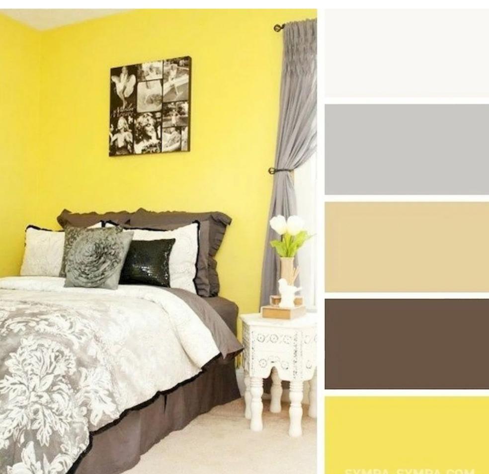 Barevné kombinace nejen do ložnice. - Obrázek č. 25