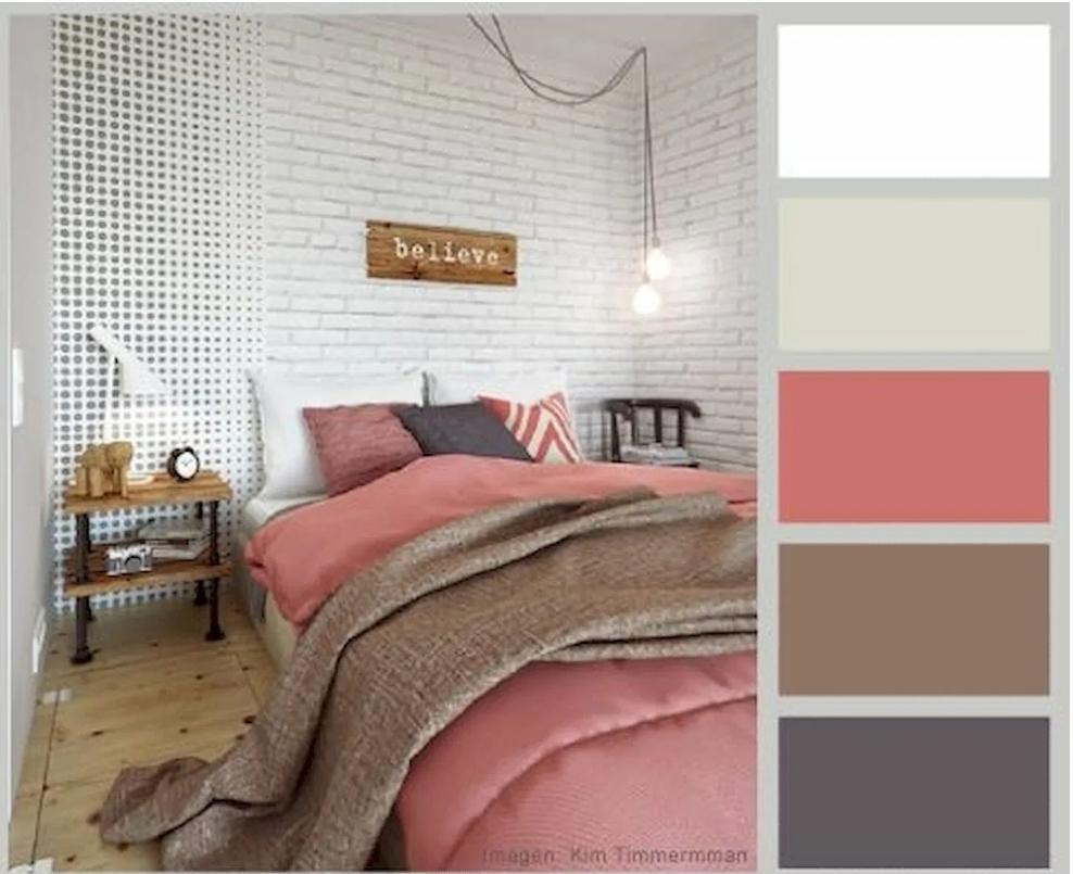 Barevné kombinace nejen do ložnice. - Obrázek č. 28