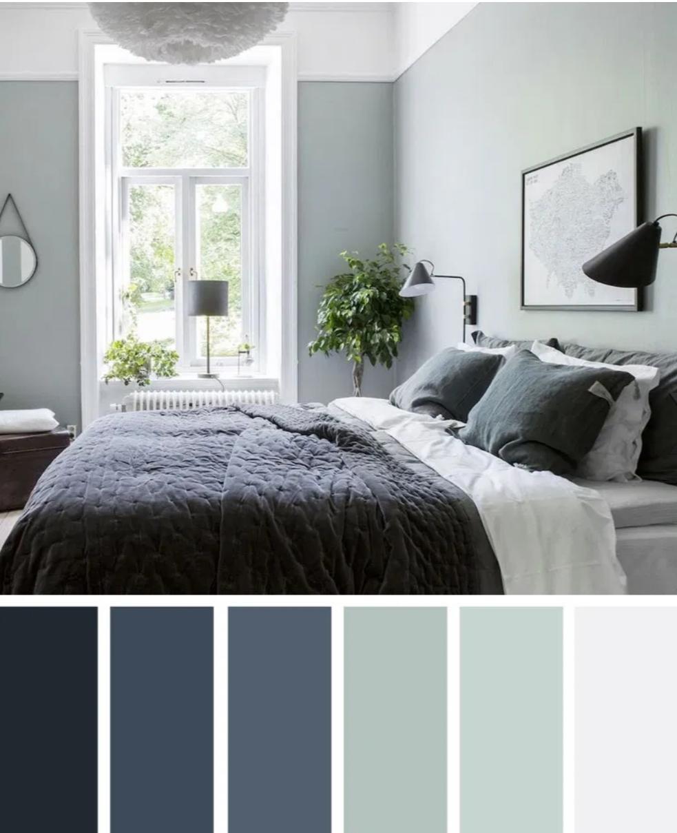 Barevné kombinace nejen do ložnice. - Obrázek č. 24