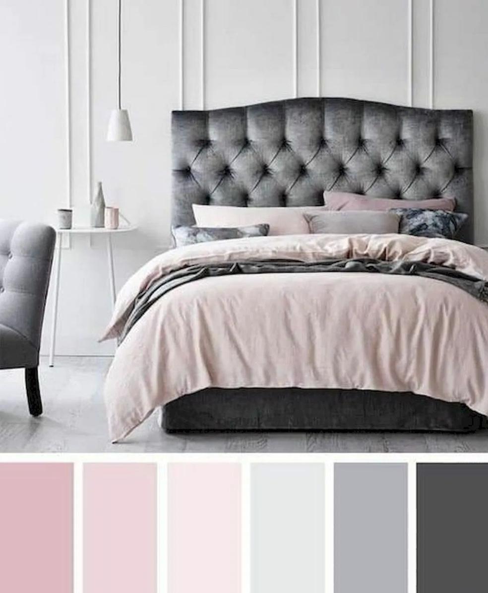 Barevné kombinace nejen do ložnice. - Obrázek č. 26