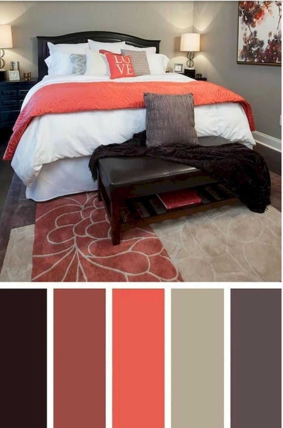 Barevné kombinace nejen do ložnice. - Obrázek č. 22