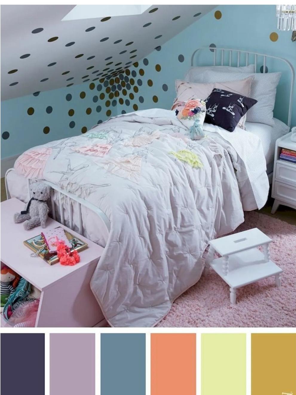Barevné kombinace nejen do ložnice. - Obrázek č. 23