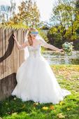 Allure Bridals svatební šaty, 40