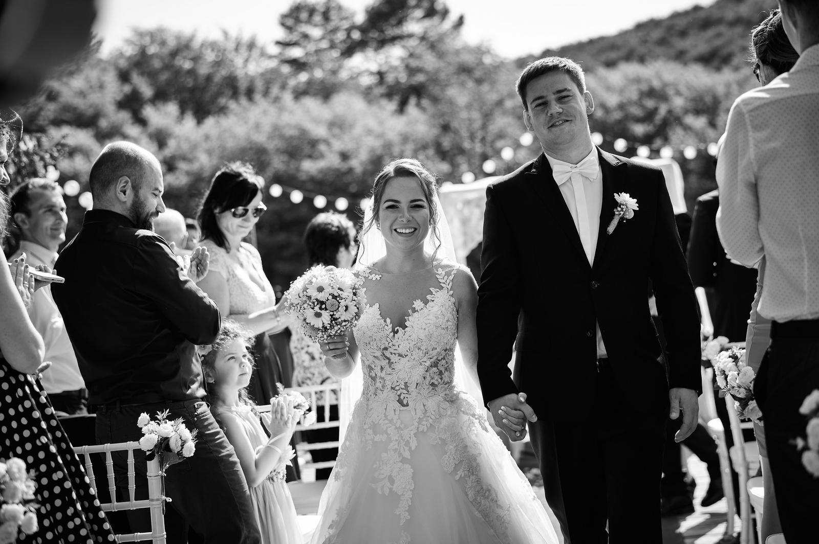Čipkované svadobné šaty zo Zoya Wedding - Obrázok č. 1