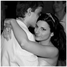 první novomanželský tanec, foto: Andrea Hudečková