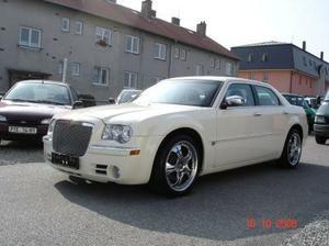 Chrysler pro nevěstu - vážně uvažujeme