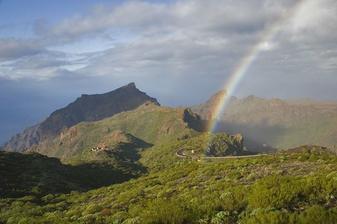 Svatební cesta na Tenerife, přelom listopad - prosinec 2006