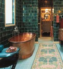 skvelá kúpelňa. (ak viete kde zohnať vaňu, prosím o IP)