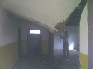 rušíme stropy