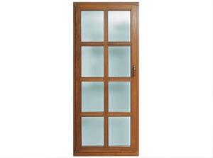 balkoknove dvere-biele