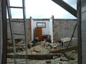 život v ruinách :)