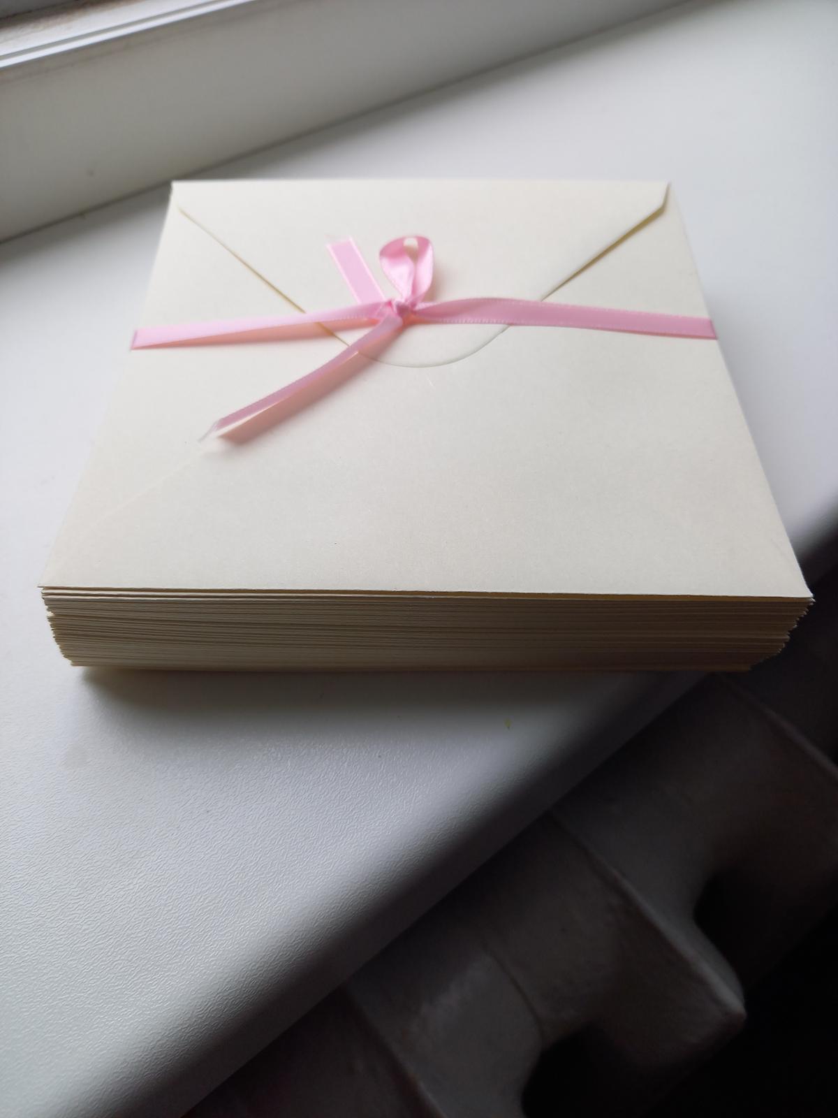sada na vytvoření svatebnich oznámení - Obrázek č. 1
