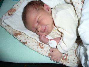 2.11.2010 se nám narodila holčička Terezka
