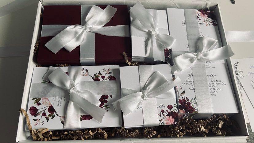 ❤︎M&T❤︎17.07.2021❤︎ - Krásne zabalené svadobné tlačoviny od Ndizajn :)