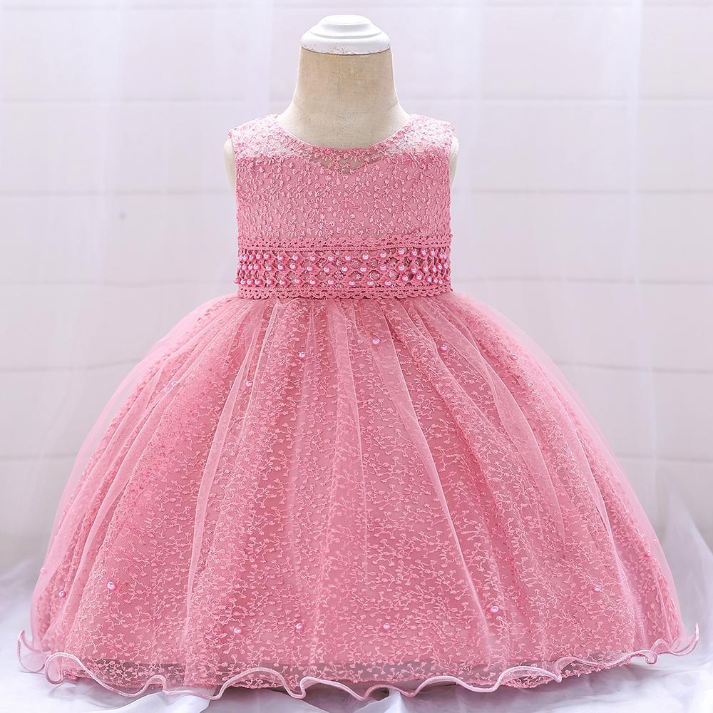 Detské šaty L1859XZ - skladom, naša 92 - Obrázok č. 1