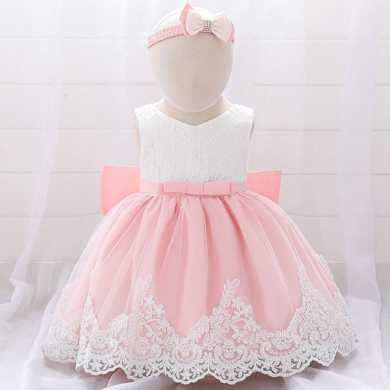 Detské šaty L1911XZ - naša 80, skladom - Obrázok č. 1
