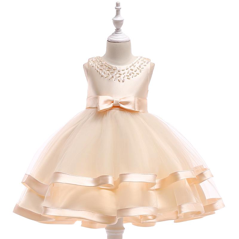 Detské šaty L5017 - naša 140 - Obrázok č. 1
