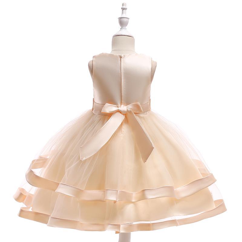 Detské šaty L5017 - naša 140 - Obrázok č. 2