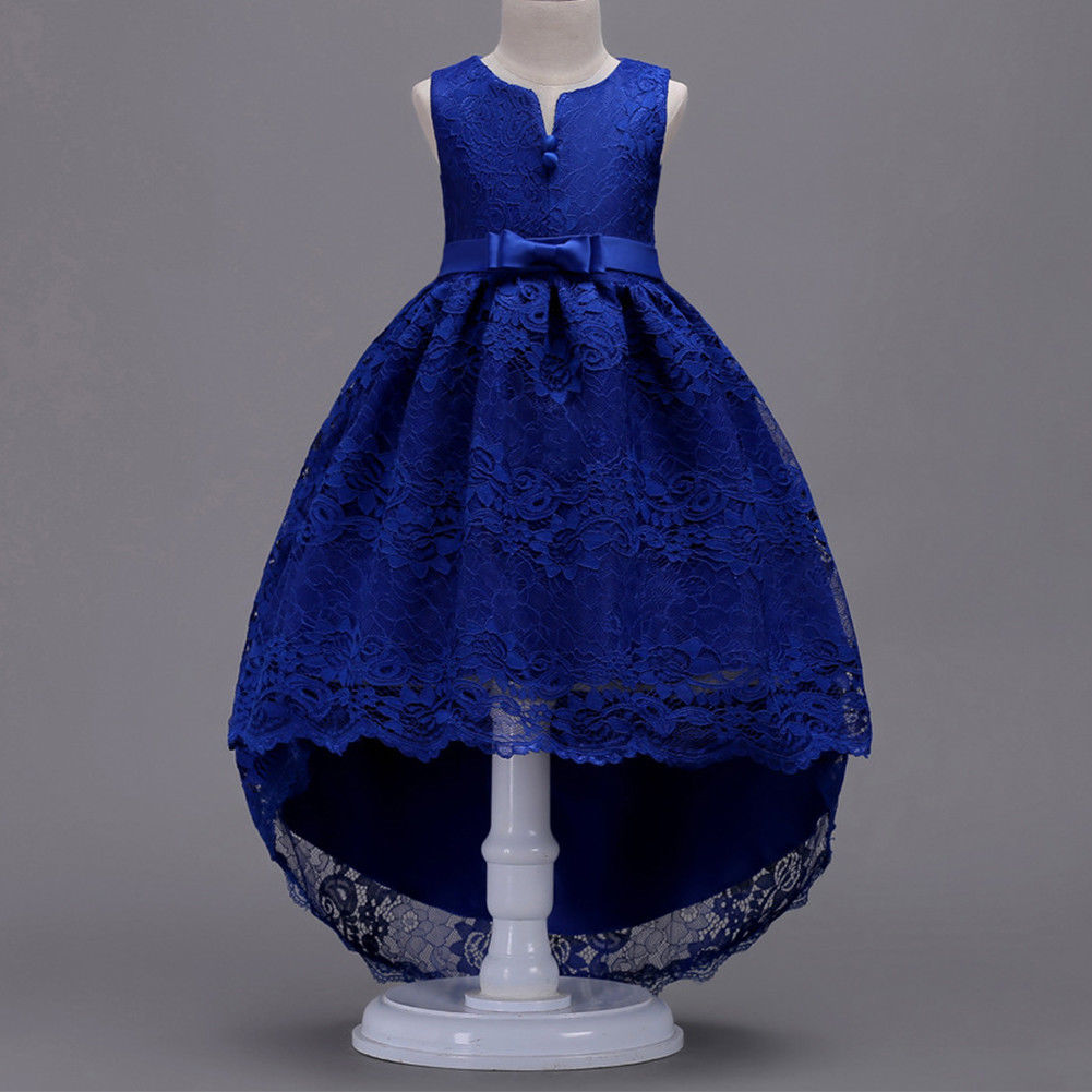 Detské šaty C00139 - naša 152, skladom - Obrázok č. 1