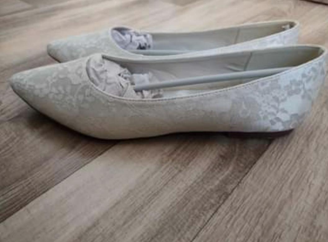 svatební baleríny - Obrázek č. 1