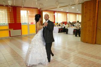 prvy mladomanželsky tanec