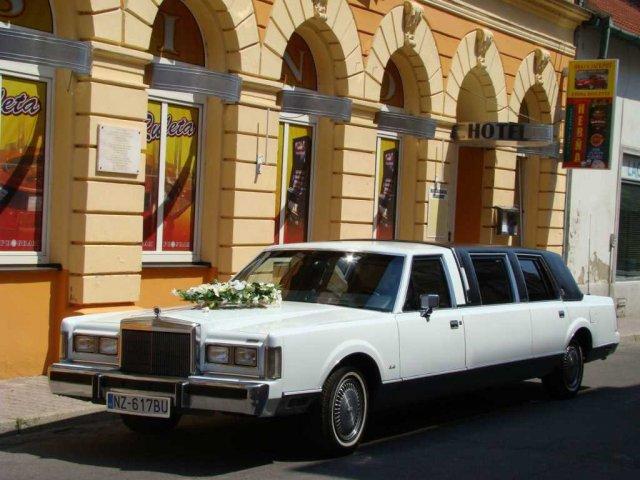Skvelé inšpirácie - Lincoln Town Car NZ