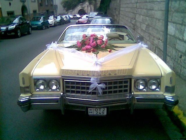 Skvelé inšpirácie - Cadillac Eldorado