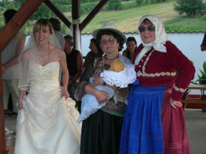 zatahování :-) tety byly super