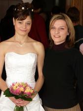 svatba kamarádky