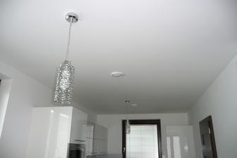 lampy jedáleň a kuchyňa