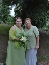 s mojí nejoblíbenější tetou Líbou.. :-)