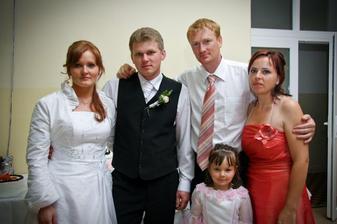 naši svedkovia a naše krsniatko Miška