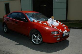 a auto nevěsty