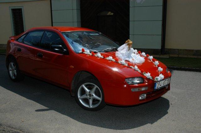 Pavla Nováková{{_AND_}}Petr Novák - a auto nevěsty