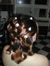 Vlásky nevěsty:-)2