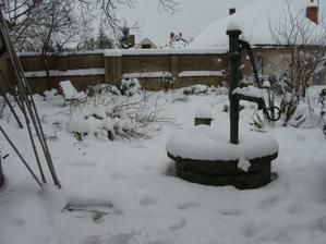 Toto sme mali na záhrade keď sme sa sťahovali