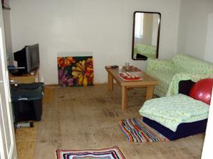 Takže máme alternatívnu obývačku – do jari musí stačiť