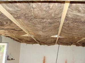 Zatepľuje sa strop