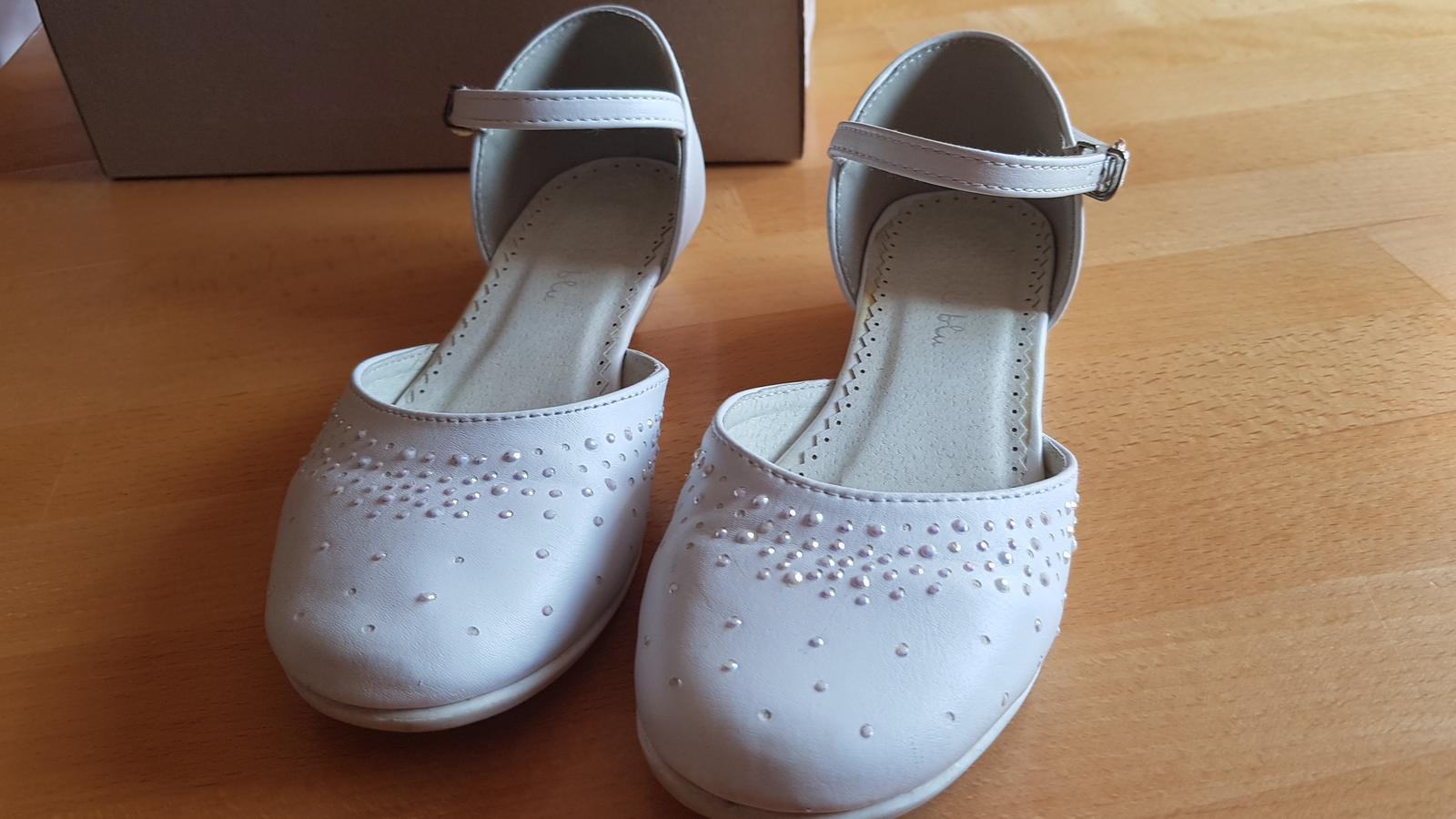 Dievč. topánky na 1.sv.príjímanie, svadbu s poštou - Obrázok č. 4