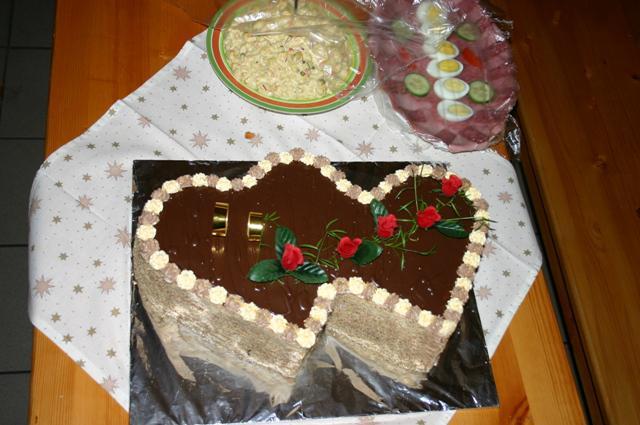 SATY - torta od starkej