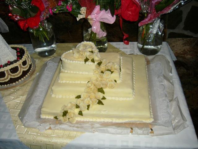 SATY - a torta ktoru sme objednali