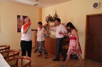 Makedonské tance nesměly chybět