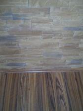 detail skaly a podlahy