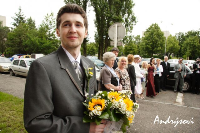 Veronika{{_AND_}}Roman - čekání na nevěstu