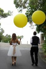 velké balonky