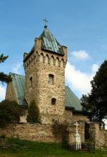 Vítochovský kostelík (13.st.)