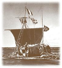 Legendární Kon-Tiki